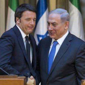 Il premier israeliano Netanyahu incontrerà Renzi a Firenze