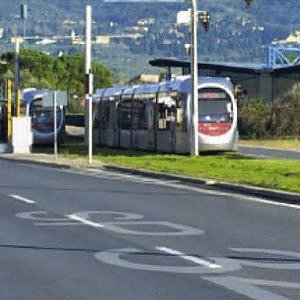 Tramvia Firenze Sud Via Allo Studio