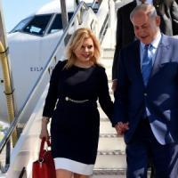 Netanyahu in visita a Firenze: