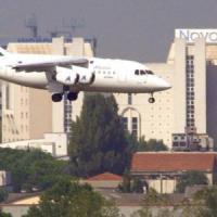 Atterraggio di emergenza per un Air France a Peretola