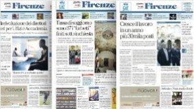 SCOPRI LA PRIMA PAGINA  DEL GIORNALE IN EDICOLA OGGI     e in digitale su  Repubblica+