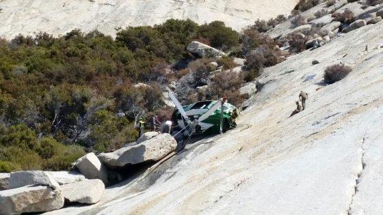 Isola di Montecristo, precipita elicottero della Forestale: tutti salvi