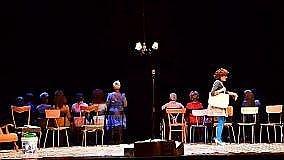 """Al Puccini: """"Le cognate""""  -   foto   -  video"""
