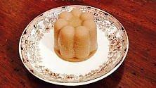 Cappuccino Pudding con Agar Agar