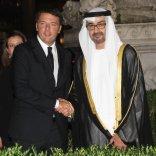 Per l'incontro con lo sceicco Renzi sceglie Palazzo Vecchio