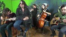 Rivelazione La Maison dal vivo a Music Box Session
