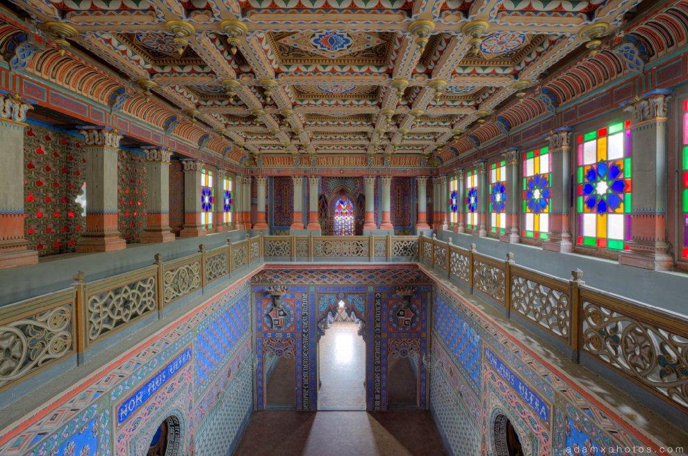 """Firenze, il Castello di Sammezzano all'asta appello a Franceschini: """"Salviamo quel capolavoro"""""""