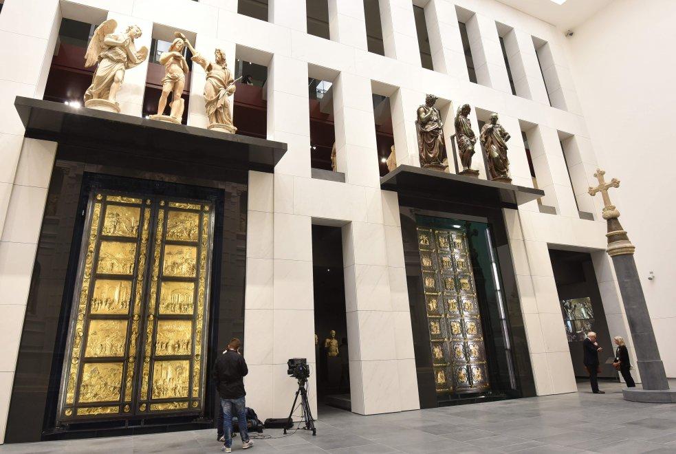 Museo Del Duomo Firenze.Dalle Statue Del Campanile Alle Porte Del Battistero Benvenuto