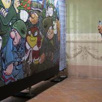 Sturmtruppen, i soldaten di Bonvi, la satira antimilitarista al Lucca Comics