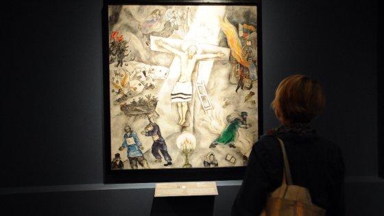 """Firenze, la mostra con le tele di Chagall e Van Gogh vietata ai bimbi della scuola: """"Urta i non cattolici"""""""