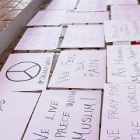 Fiaccolate, cortei e incontri, la comunità islamica in Toscana in piazza per la pace
