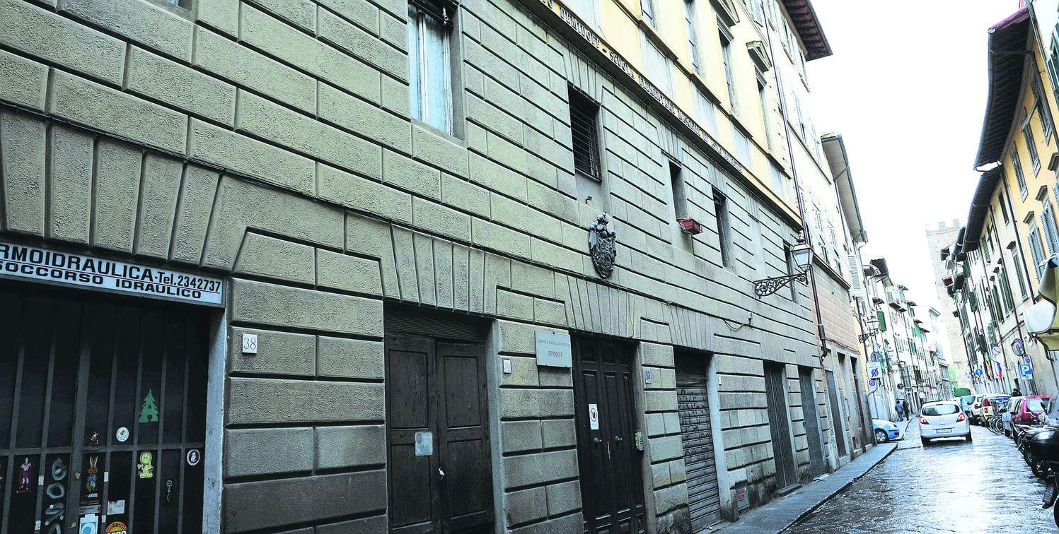 Montedomini ha venduto l'Istituto Demidoff a Firenze al suo posto case di lusso
