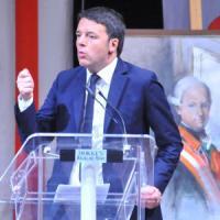 """Renzi a Firenze: """"Contro il terrorismo rafforziamo la cyber-security"""""""