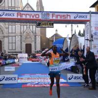 Firenze Marathon, quelli che corrono davvero veloci