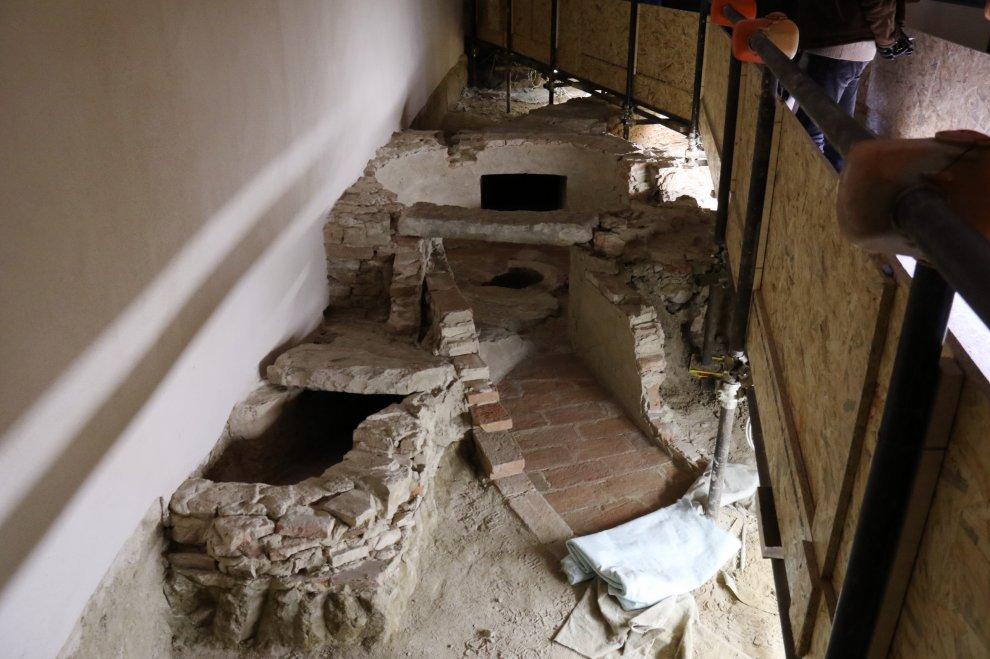 Un nuovo percorso archeologico sotto Palazzo Medici Riccardi a Firenze
