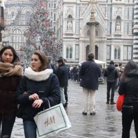 Firenze, via ai saldi (con consigli antibufale)