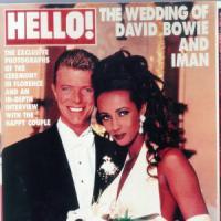 Il matrimonio di David Bowie con