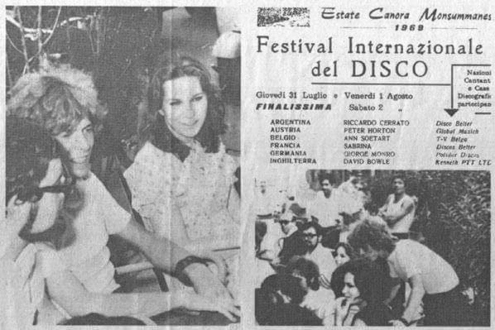 Quello sconosciuto David Bowie, ignorato dalla critica al festival di Monsummano del '69