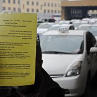 Parigi chiama Firenze: in città lo sciopero dei taxi anti Uber