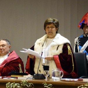 """Firenze, anno giudiziario, Cassano: """"I processi mediatici creano mostri"""""""