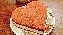 Un cuore dolce per  San Valentino