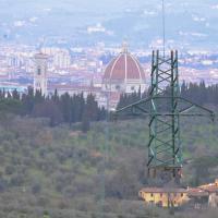 Firenze, via 17 tralicci Terna: dopo 60 anni liberati i colli intorno alla città