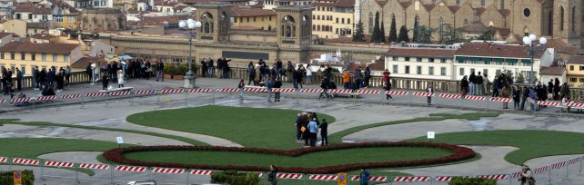 San Valentino al piazzale Michelangelo
