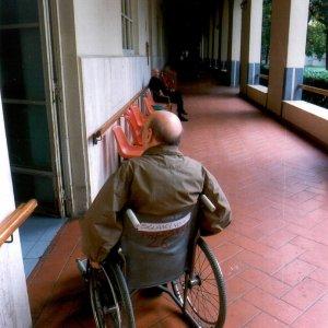 Disabili, protesta ad oltranza in consiglio regionale