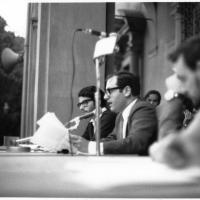 Firenze 1968, quando il giovane professore Umberto Eco partecipava alle assemblee ad Architettura