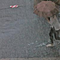 Toscana, maltempo e frane: allerta pioggia fino a martedì
