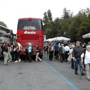 Bus turistici, il Tar frena il Comune di Firenze