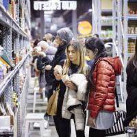 Aperitivi, macaron e tartufi: Firenze invasa da
