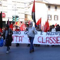 A Firenze il corteo di protesta nel giorno dello sciopero dei trasporti