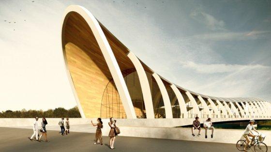 Pisa, alla Normale si progetta il futuro: ecco l'Origin's Bridge