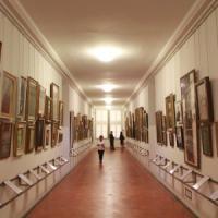 Firenze, gli autoritratti del Corridoio Vasariano tornano agli Uffizi