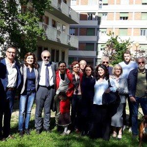 Firenze, per tre Pd foto di gruppo col capo di CasaPound