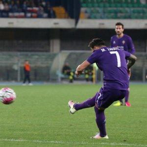 Poche emozioni e nessuna rete: pareggio tra Chievo e Fiorentina