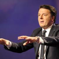 Renzi apre a Firenze la campagna per il referendum
