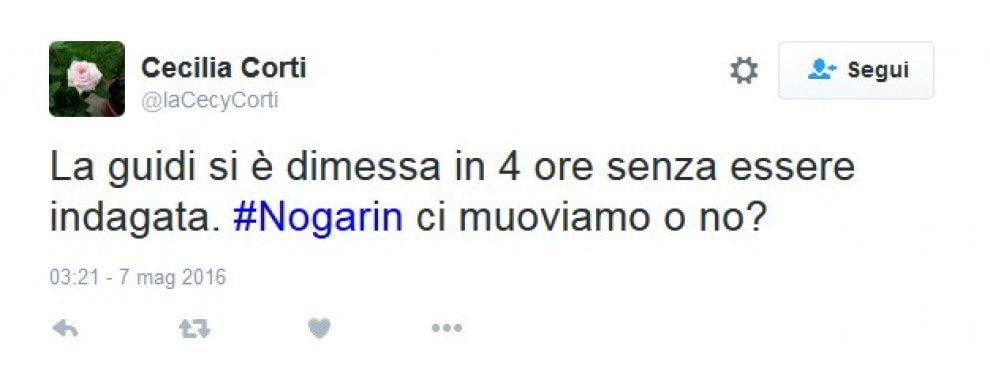 Livorno, indagato il sindaco 5stelle Nogarin: le reazioni su Twitter