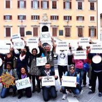 Livorno, contestazione a Nogarin:
