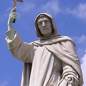 Firenze, 20 mila euro alla migliore opera d'arte su Savonarola