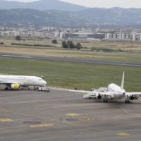 Troppo vento, disagi per i voli all'aeroporto di Firenze