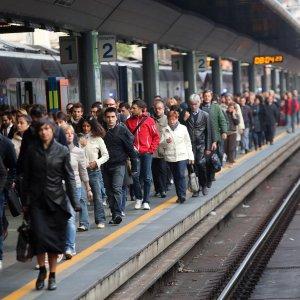 Sciopero Dei Treni Disagi Per I Regionali In Toscana