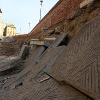 Crollo del Lungarno a Firenze, la difesa della spa dell'acqua: