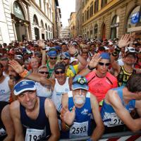 Firenze, in migliaia alla 100 chilometri del Passatore