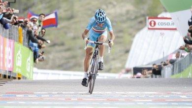 Nibali che impresa al Giro