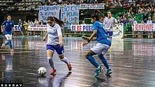 Firenze, rimonta scudetto per l'Isolotto calcio a 5 donne