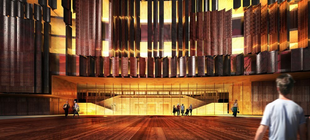 Come sar lo stadio di tirana firmato da un architetto for Immagine di un disegno di architetto