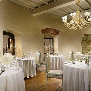 Firenze, a cena nella torre