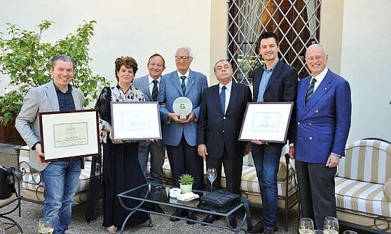 A Firenze i premi dell'Académie Internationale de la Gastronomie